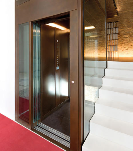commercial crown suite lift
