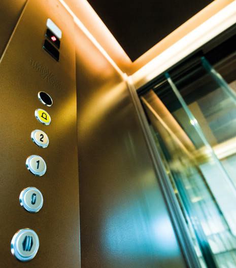 commercial suite lift