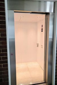 Cottesloe lift installation
