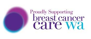 Breast Cancer WA Logo