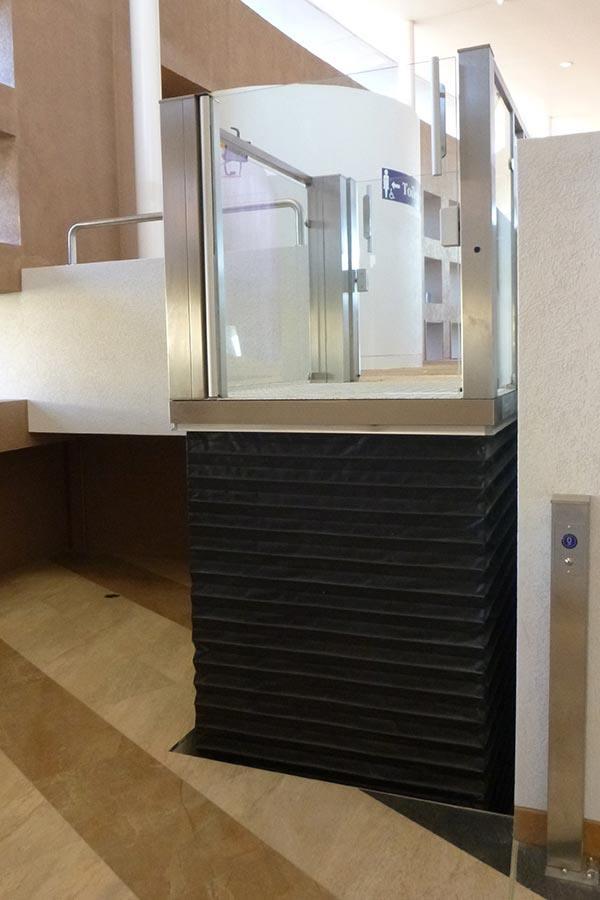 Kalgoorlie lift installation