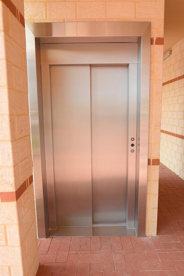 Langford lift installation