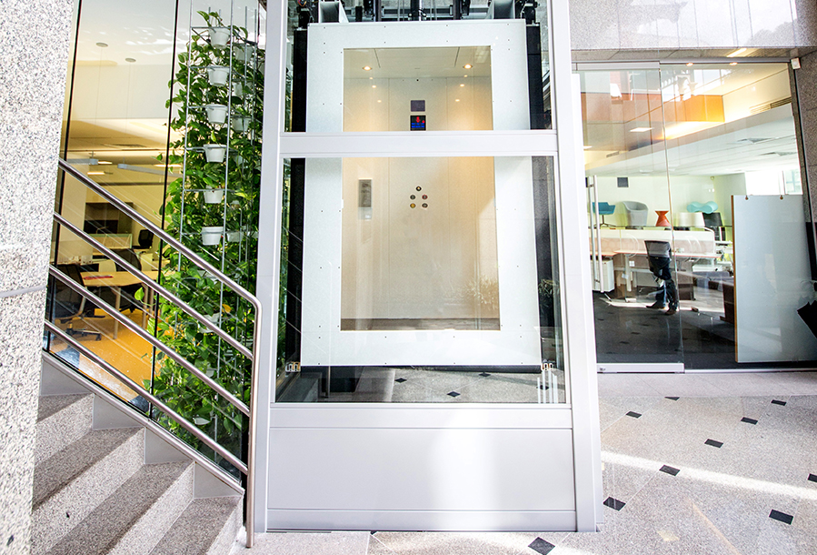 West Perth commercial DDA lift - West Coast Elevators