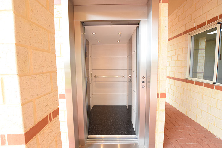Commercial Crown Lift in Perth - west coast elevators 3