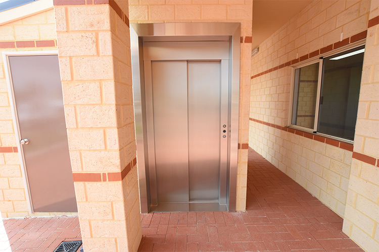 commercial lift in perth