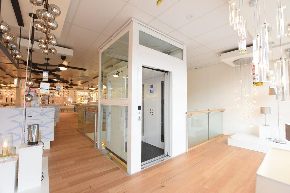 Commercial DDA Lift - Perth