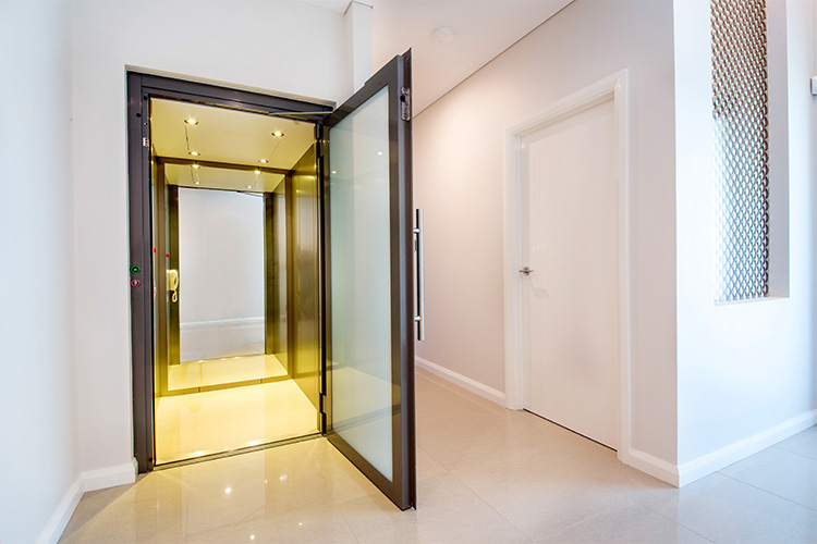Residential Sovereign Lift in Perth - west coast elevators 2