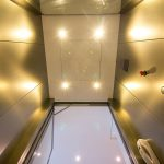 how much space does a residential lift need - perth