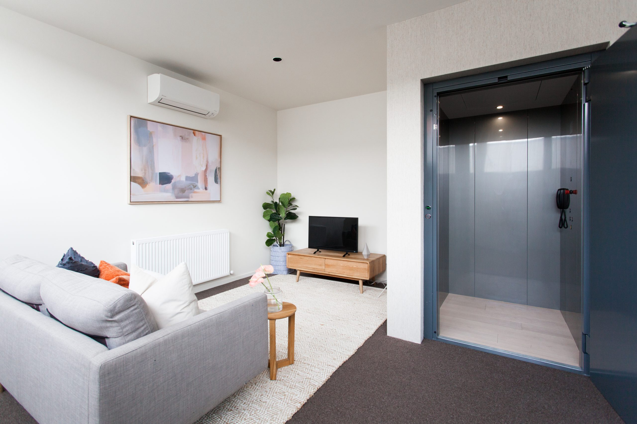 Residential Classic Lift installation Perth - West Coast Elevators