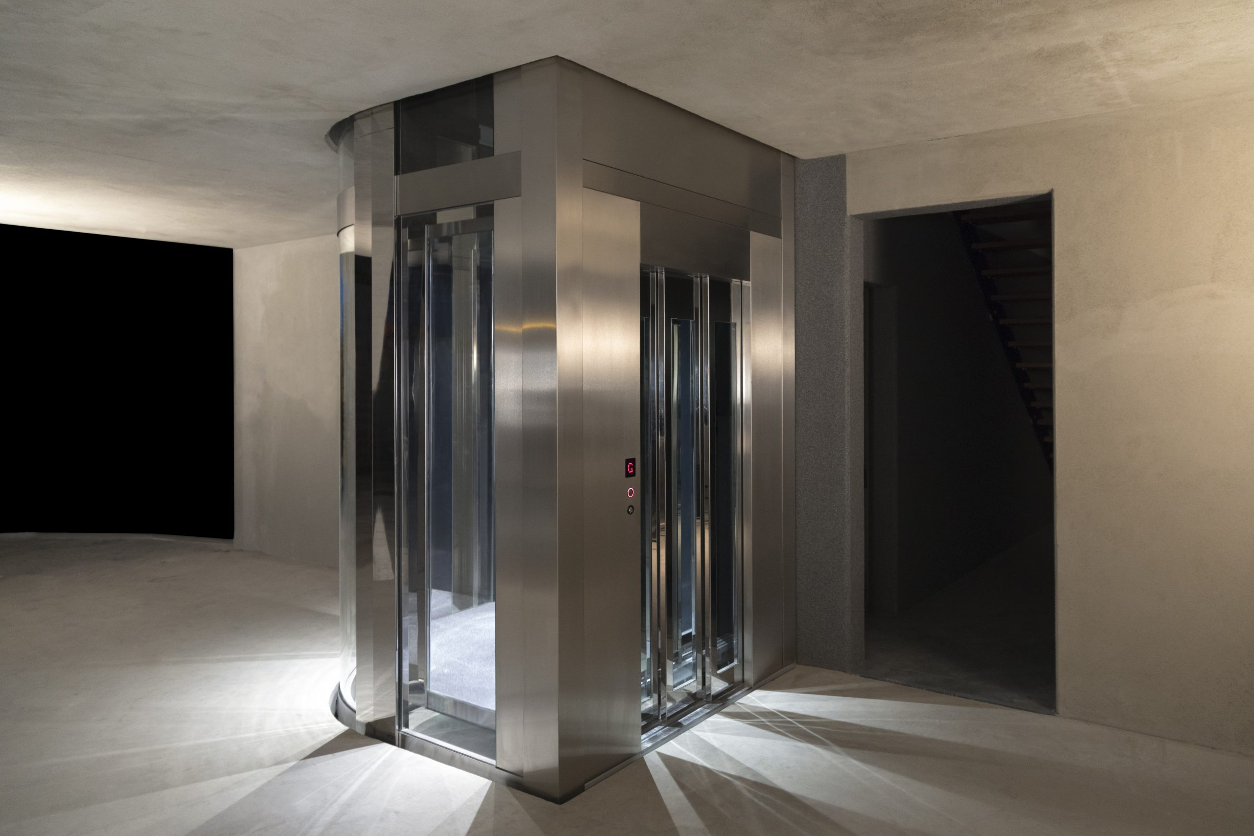 residential home lift (jewel) - perth home lift
