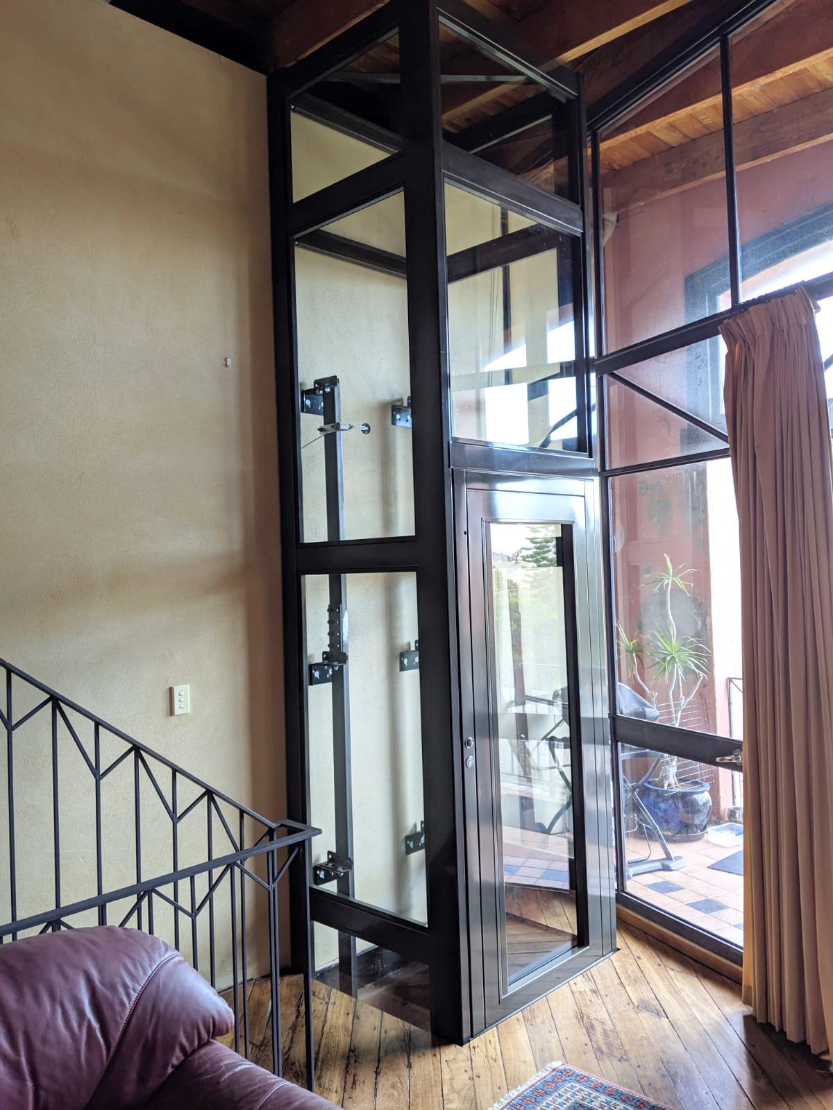 after - home lift retrofit perth