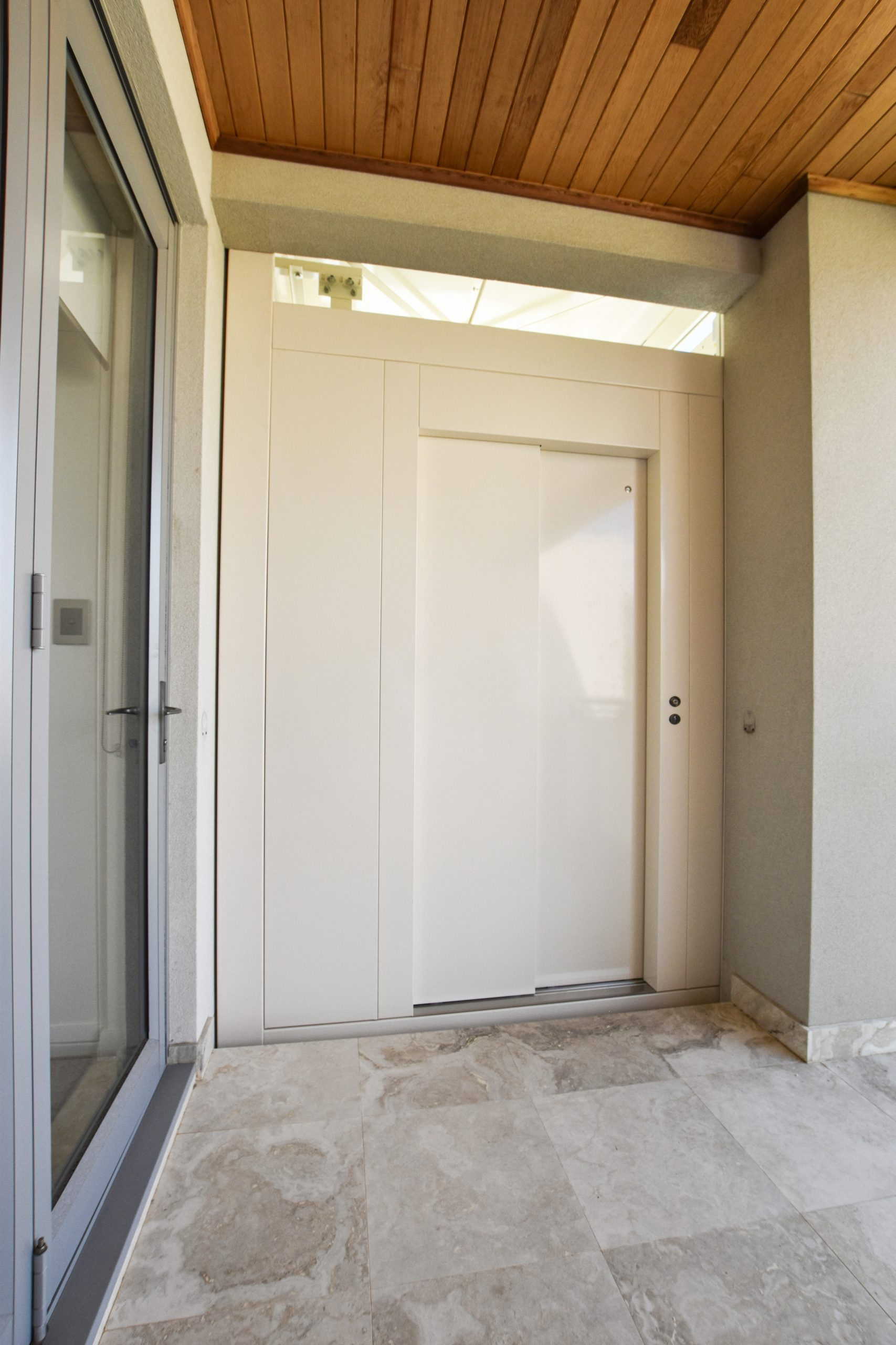 after- how to retrofit a home lift