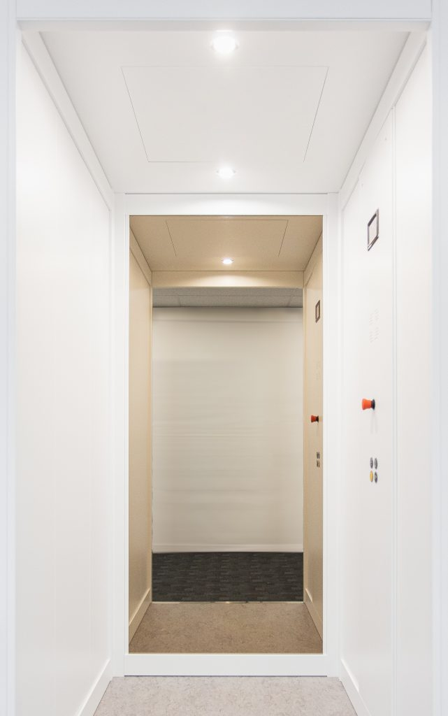 classic design for a home lift in perth