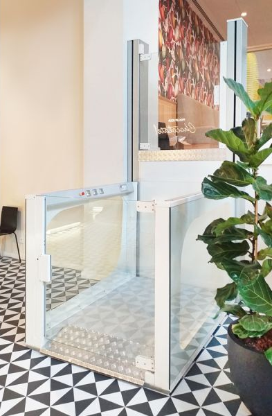 Wheel Chair Accessibility Lift