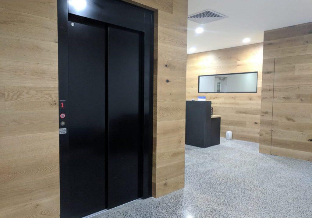 commercial dda lift design