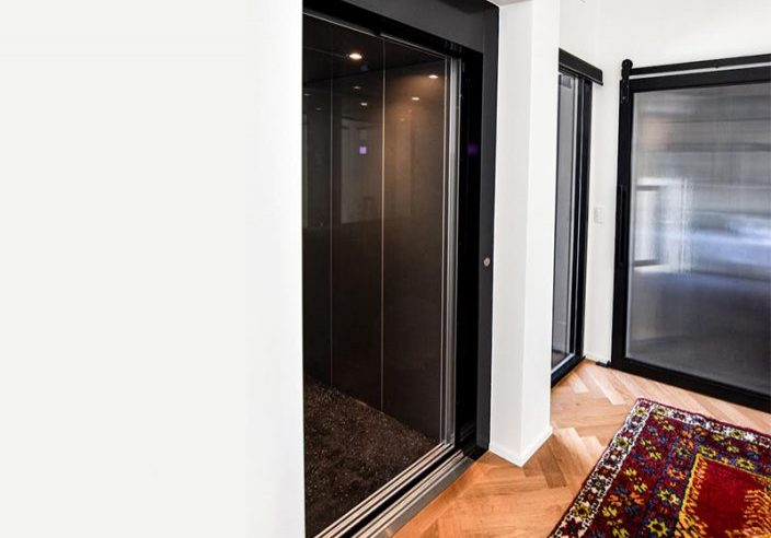 Residential Royal Lift installation Insideout Building Cottesloe Perth
